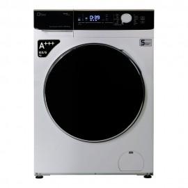 ماشین لباسشویی  ماشین لباسشویی 10.5 کیلویی جی پلاس مدل KD1048S با گارانتی گلدیران
