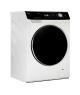 ماشین لباسشویی جی پلاس 8 کیلویی سفید مدل GWM-K846W با گارانتی گلدیران
