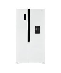 یخچال فریزر جی پلاس یخچال ساید بای ساید جی پلاس مدل K717W