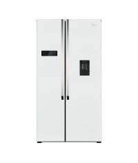 یخچال فریزر جی پلاس یخچال ساید بای ساید جی پلاس مدل K715W
