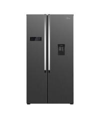 یخچال فریزر جی پلاس یخچال ساید بای ساید جی پلاس مدل K715T